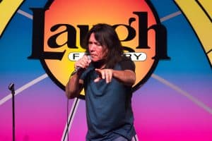 Laugh Factory Marc Yaffee