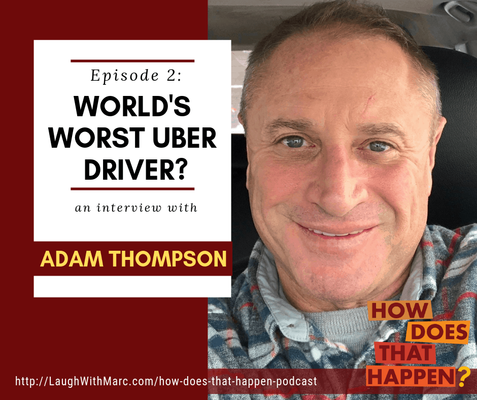 Worst Uber Driver